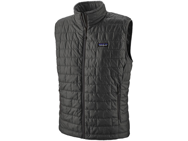 Patagonia Nano Puff Chaleco Hombre, forge grey